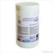 Антисептик для воды Астрадез ТАБ М банка 1 кг фото