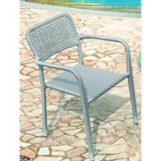 Плетеный стул ALICE фото