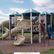 Проектирование детских площадок фото