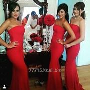 Прокат платьев для подружек невесты в Алматы фото