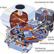 Бензиновые двигатели Honda GX 270UТ фото