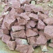Камень гранитный фото