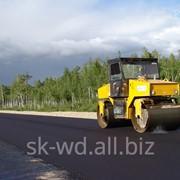 Дорожное строительство, Детчино фото