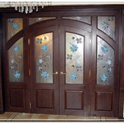 Витражи в межкомнатные двери