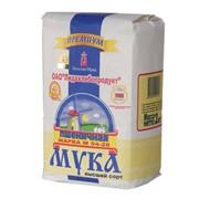 Мука пшеничная высший сорт М54-28 Премиум фото