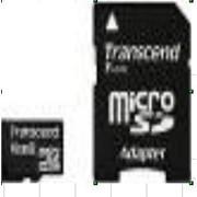 Карта памяти Transcend SD фото