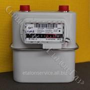 Газовий лічильник Metrix GT-4 (GT-4) побутової діафрагмовий з температурною корекцією фото