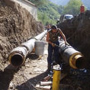 Предлагаем монтаж трубопровода фото