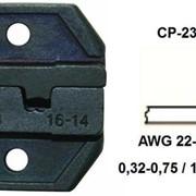 Pro`skit CP-236DF1 Насадка для обжима CP-371 (0,3-2 кв,мм) фото