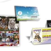 Оперативная печать : Календари фото