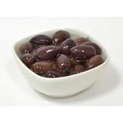 Маслины оксидированные в рассоле с косточкой 4,4 кг 2,5кг фото