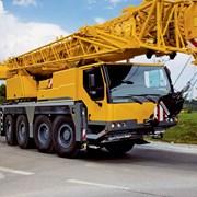 Аренда автокрана Liebherr LTM 1070 - 70 тонн фото