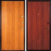 Отделка дверей на заказ фото