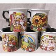 Чашки керамические фото