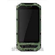 Land Rover A8 MTK 6572 (1.2 Ghz). Противоударный, защищенный телефон Зеленый фото