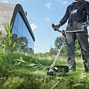 Покосить траву на участке в Тюмени фото