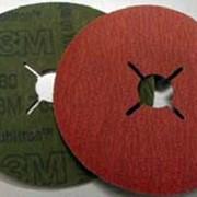 Фибровые круги 988C с особым минералом 3M фото