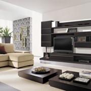 Изготовление на заказ мебели для гостиных комнат фото