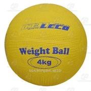 Мяч для атлетических упражнений (Вейтбол) 4 кг фото