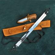 Шашлычный набор с ножом Арт. Ш-401 фото