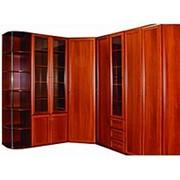Мебельная стенка модель 5 фото