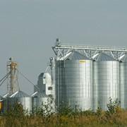 Строительство сушильно-складских комплексов для зерна фото