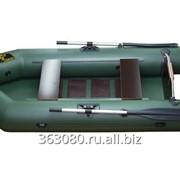 Двухместная лодка СОКОЛ М2М (250) под мотор фото