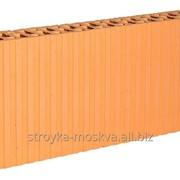 Блок Porotherm 8 – керамические блоки для межкомнатных перегородок фото