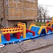 Полоса препятствий Штурм Замка, артикул 17015-17 фото