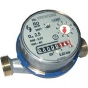 Счетчики воды Single -jet cold water meter фото