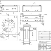 Разработка конструкторской документации фото