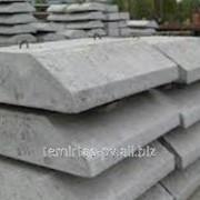 Плита железобетонные ленточных фундаментов ФЛ 10.8-2 фото