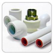 Трубопровод пластиковый фото