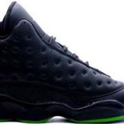 Кроссовки кожаные Jordan Retro 13 фото