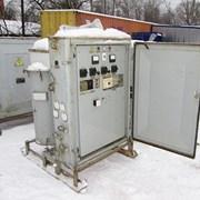 Аренда трансформатора для прогрева бетона КТПТО 80 фото