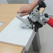 Оборудование для изготовления столешницы из кварцевого камня фото
