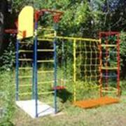 Детские спортивные комплексы фото
