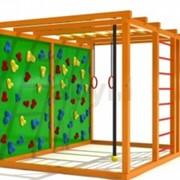 Детский спортивный комплекс для улицыАтлетический куб 4 фото