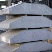 Плиты ленточных фундаментов ФЛ 6-24-4 фото