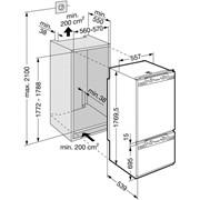 Холодильники встраиваемые Liebherr ICN 3366 фото