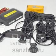 Парктроник XPX F255 комплект черные,белые,серебряные 86714 фото