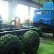 Капитальный ремонт грузовых, легковых автомобилей фото