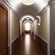 Строительство коридоров фото