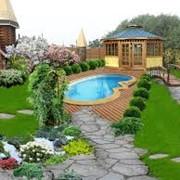 Ландшафтное проектирование сада, Кишинев фото