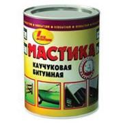 Мастика битумно-каучуковая (Новбытхим) 1л фото