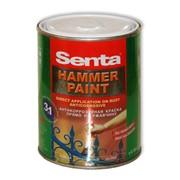 Антикоррозийная краска Senta Hammer. Производство Турция фото