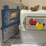 Правильный Газовый счетчик Октава G-4 фото