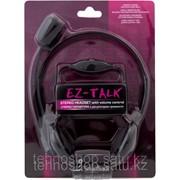 Стерео гарнитура SmartTrack EZ-TALK, рег.громкости, кабель 1.8м (STH-5000) /40 фото