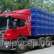 Полуприцеп ломовозный объем кузова 60-80 м.куб фото