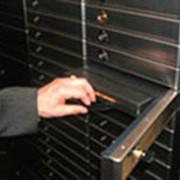 Аренда индивидуальных депозитных сейфов фото